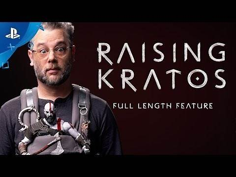 "God of War | Raising Kratos | ""Making Of"" Documentary"