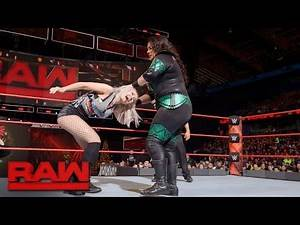 Nia Jax vs. Scarlett: Raw, Dec. 26, 2016