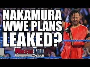 Roman Reigns Removed From Raw Shows, Shinsuke Nakamura WWE Plans Leaked? | WrestleTalk News 2017
