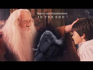 Harry and Dumbledore | In The End