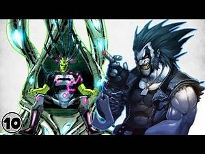 Top 10 Alien Super Villains Who Could Destroy The Earth