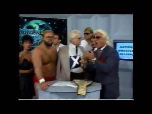 NWA World Championship Wrestling 7/21/87