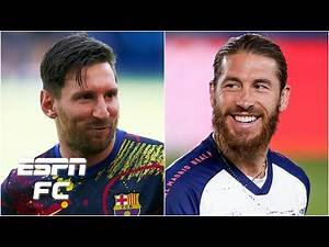 Is Lionel Messi or Sergio Ramos more likely to leave their club? | ESPN FC Extra Time