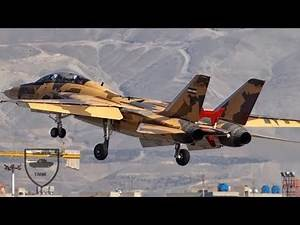 Iran vs U.S. : Could an Old F-14 Tomcat Kill the F-22 or F-35?