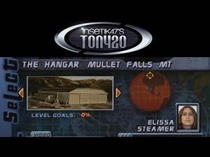 Tony Hawk's Pro Skater 2 Part 1 - Hangar