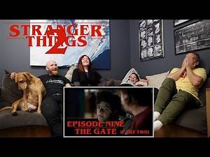 """Hogwarts Reacts: Stranger Things S02E09 """"The Gate"""" (part two)"""