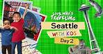 Seattle Center/Space Needle/Chihuly/MoPop (Things to do in Seattle With Kids):Look Who's Traveling