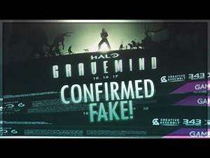 Halo Gravemind E3 2017 Leak Confirmed Fake by 343 Industries!