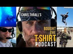 NEW Featured Video | Chris Thrall | Royal Marine Commando | Bought The T-Shirt Podcast