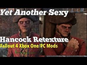 Yet Another Sexy Hancock Retexture Fallout 4 Xbox One/PC Mods
