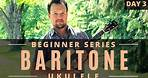 Baritone Ukulele Beginner Series | Day 3 | Tutorial + Chords + Play Along