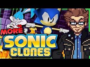 More BAD and GREAT Sonic Clones! - Austin Eruption