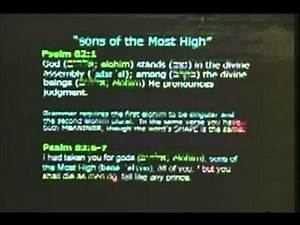 MICHAEL HEISER - ANGELS COHABITING WITH WOMEN-GENESIS SIX HYBRIDIZATION