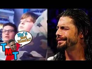 WWE Roman Reigns Called The N WORD!! Family Kicked Out From SmackDown