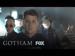Gordon Leads A Squad For Gotham | Season 5 Ep. 1 | GOTHAM