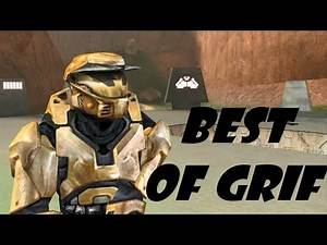 Red Vs Blue | The Best of Dexter Grif (Season 1)