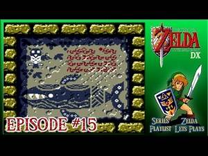The Legend Of Zelda: Link's Awakening - The Frog Song Of Soul & The Face Shrine - Episode 15