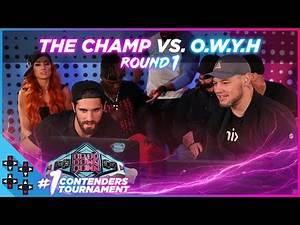 SETH ROLLINS vs. BARON CORBIN – Round 1: UpUpDownDown Championship No. 1 Contenders Tournament