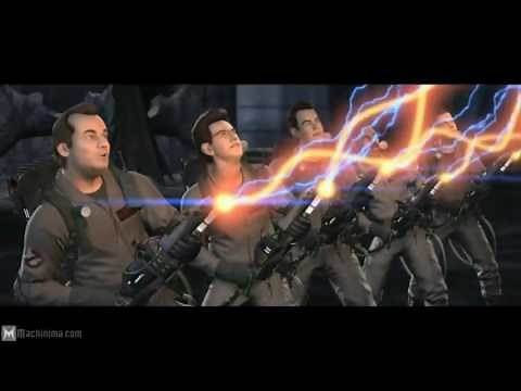 Ghostbusters The Video Game ft Ghostbusters 2016 Official Trailer V2 Theme Music