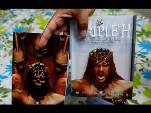 DVD Triple H: King of Kings - There is Only One [Duy Coleccionista]
