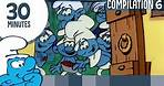 30 Minutes of Smurfs • Compilation 6 • The Smurfs