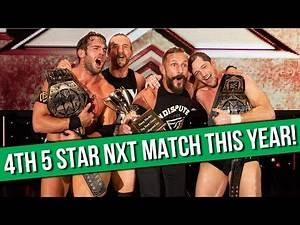 NXT Match Gets 5 Stars | WWE About To Sign Major Indy Star?