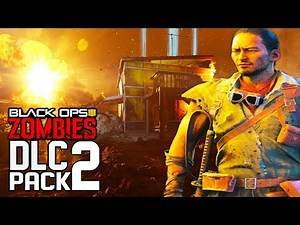 BLACK OPS 4 ZOMBIES DLC 2 MAP LEAKED! CREW, LOCATION, EASTER EGG THEORY! (Black Ops 4 Zombies)