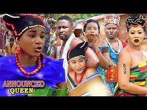 Announced Queen Season 1 2 - ( Destiny Etiko / Onny Michael ) 2019 Latest Nigerian Movie