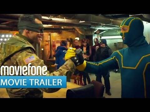 'Kick-Ass 2' Trailer | Moviefone