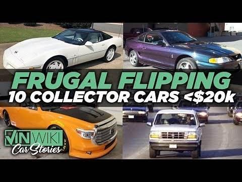 Rabbit's Top 10 Collector Cars under $20k