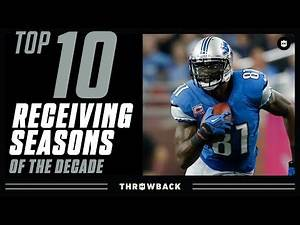 Top 10 Receiving Seasons of the 2010's!