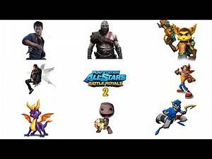 Fan roster character/Playstation all-Stars battle royale 2