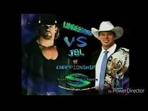 JBL Vs The Undertaker For The WWE Champion Summerslam 2004 Promo