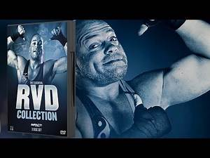 Impact Wrestling - The Essential RVD Collection DVD Set Reveal