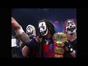WCW Vampiro vs Tank Abbott
