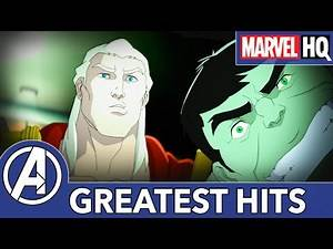 Thunder and Smash: Thor & Hulk's Best Broments! | Marvel's Avengers Assemble | Greatest Hits