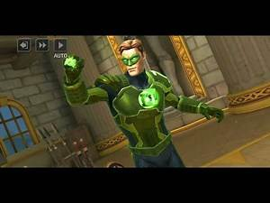 The Green Lantern Corps - DC Legends Mobile