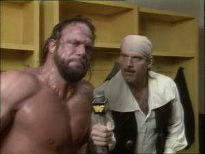 WWF Survivor Series 1988 - Randy Savage Bonus Post-Match Interview
