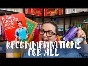 Recommendations for YOU ALL | Lauren and the Books