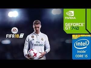 Fifa 18 Demo (GT 740M/GT 825M/GT 920M) [Low]