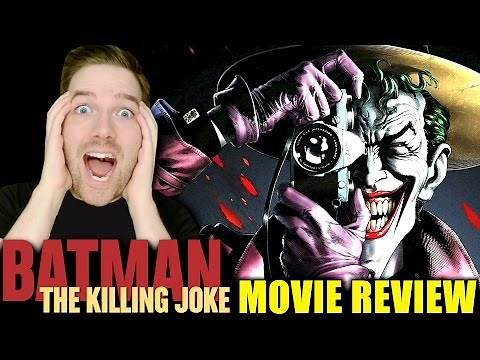 Batman: The Killing Joke - Movie Review