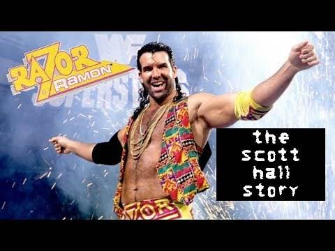 THE RISE OF RAZOR RAMON
