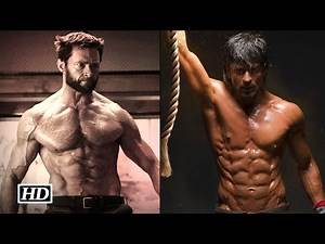 Shah Rukh needs hair on chest to play Wolverine !