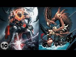 Top 10 Most Powerful Cosmic Marvel Villains