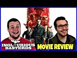 Inglourious Basterds (2009) - Movie Review - 'Once Upon a Time with Tarantino' Series
