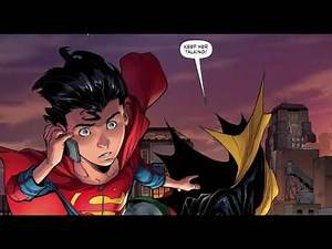 Lois Lane Vs Talia al Ghul (Super Sons Parent Trap)