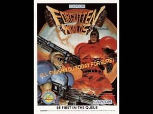 Forgotten Worlds (1988) - (Full Game) Arcade MAME Longplay [120]