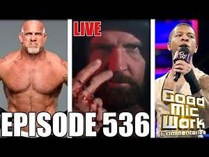 WWE Ratings Falling HARD | Goldberg Returning | Lio Rush Heat | MITB Preview MUCH More!
