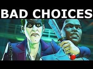 BATMAN Season 2 The Enemy Within Episode 5 - Bad Choices: Vigilante Joker - Full Game & Ending