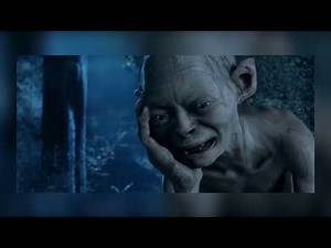 Gollum & Smeagol | LOTR The Two Towers (2002) Voice Over